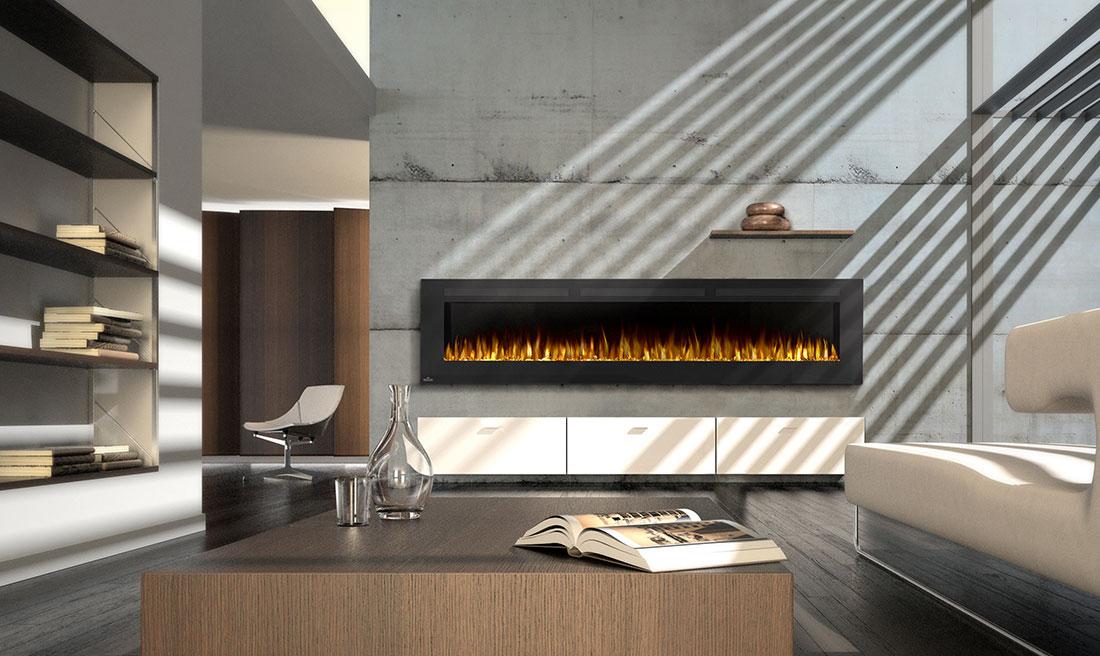 Napoléon Allure 100 Foyers électriques muraux