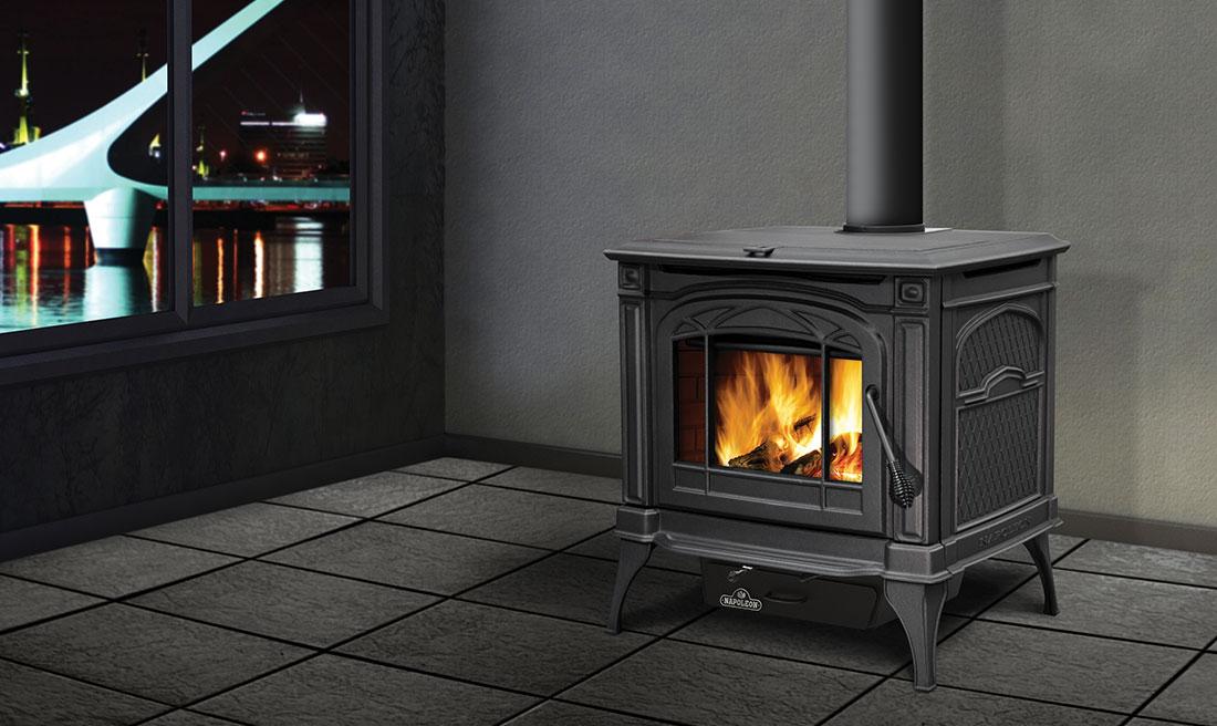 Napoleon Banff fireplace 1400C