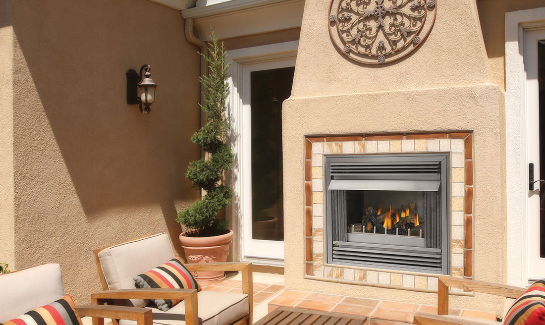 Napoleon GSS36 fireplace insert