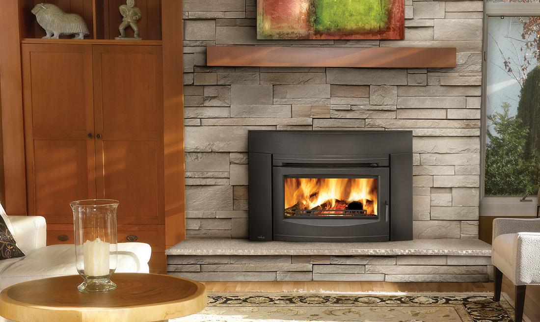 Napoleon EPI3C oakdale fireplace