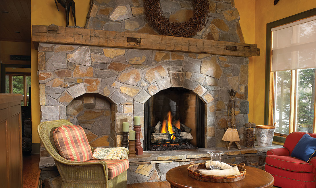 Napoleon Verso32 vented fireplace