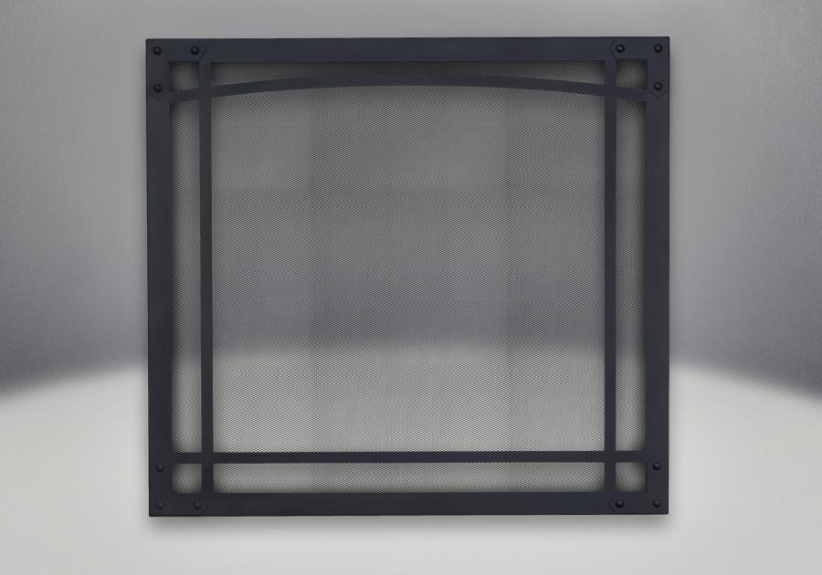Cadre décoratif avec écran de protection