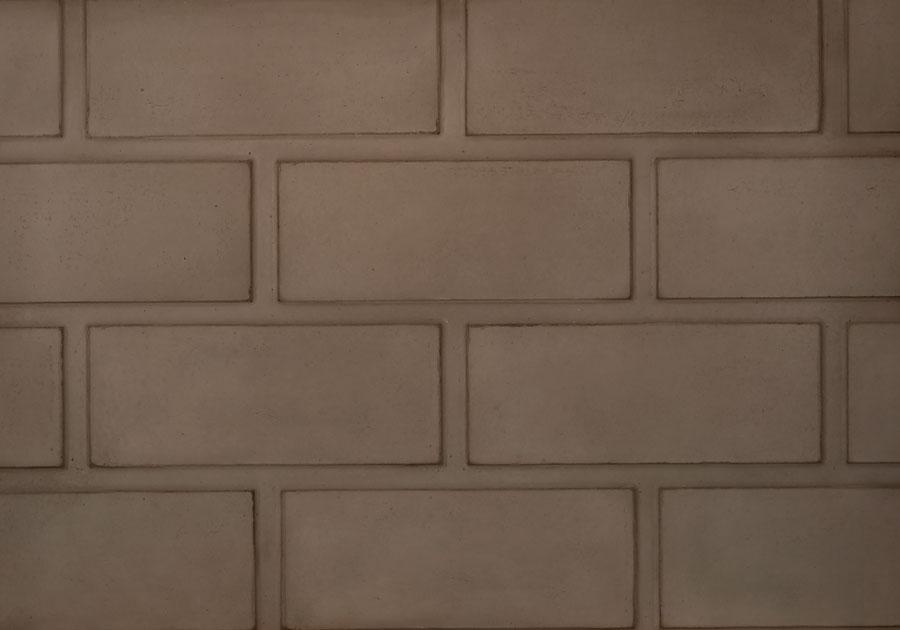 Panneaux de briques traditionnels