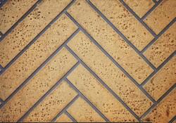 Panneaux simili-briques victoriens