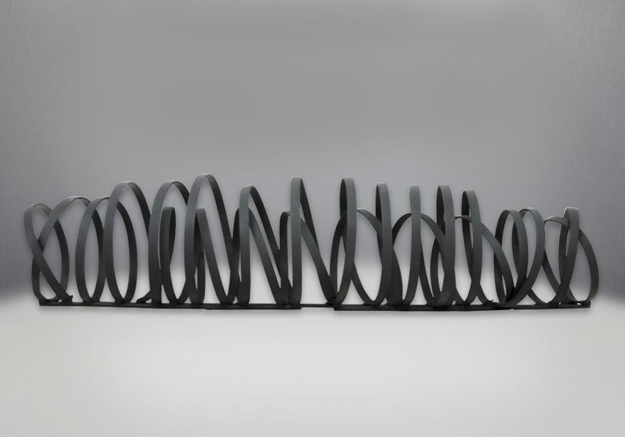Éléments décoratifs Serpentin métallique