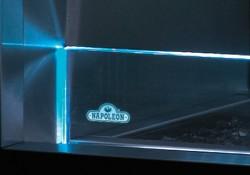 Bande de lumières DEL - Bleu