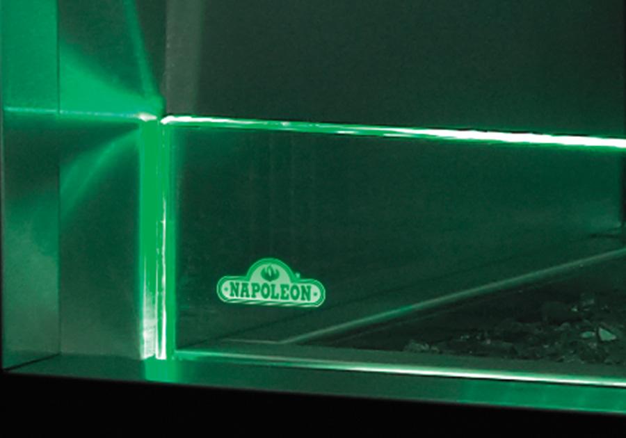 Bande de lumières DEL - Vert