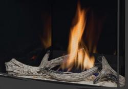 Ensembles Beach Fire et Shore Fire sans roches ni verre décoratif