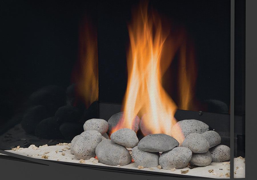 Ensemble Shore Fire sans verre décoratif