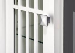 Portes vitrées décoratives