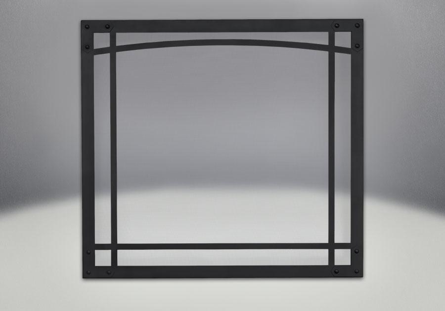 Façade décorative avec écran de protection premium