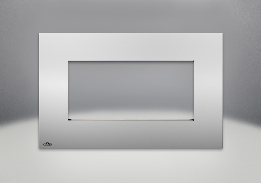 Stainless Steel Rectangular Surround