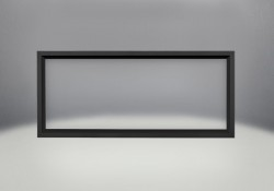 Classic Black Front with Premium Safety Barrier