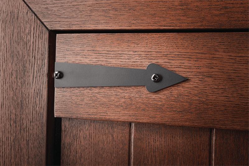 Accents métalliques décoratifs