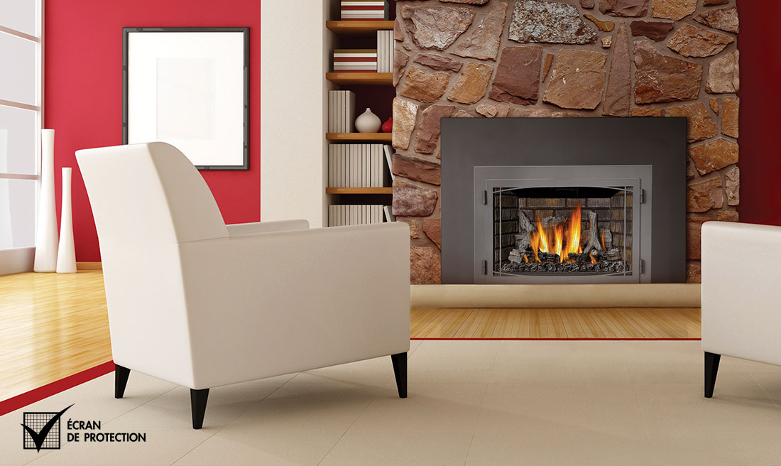 Image of the Napoleon ir3 fireplace