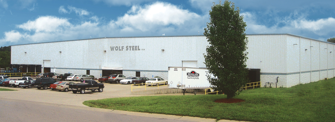 Napoloen Wolf Steel Corporate office usa