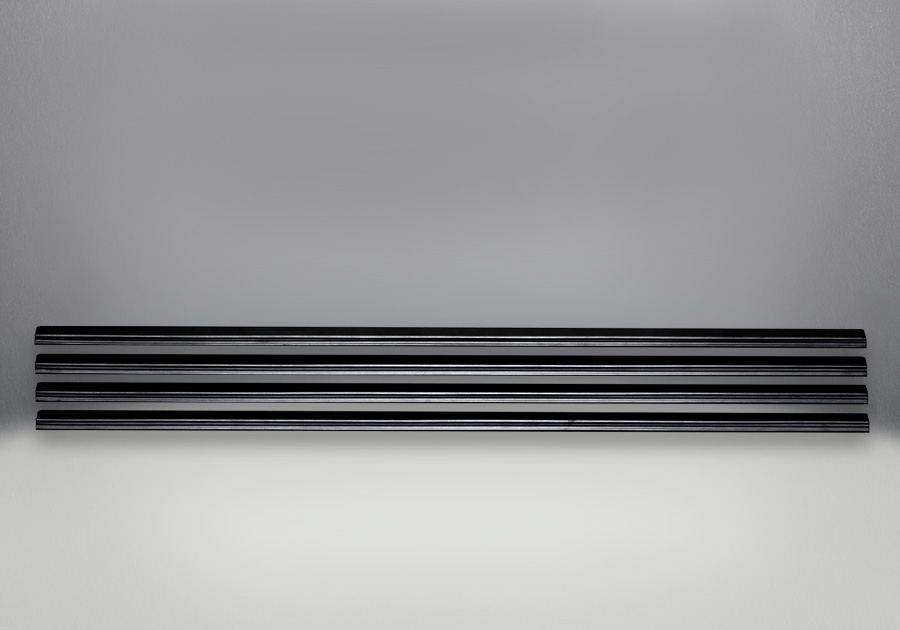 Persiennes - Finis peint noir