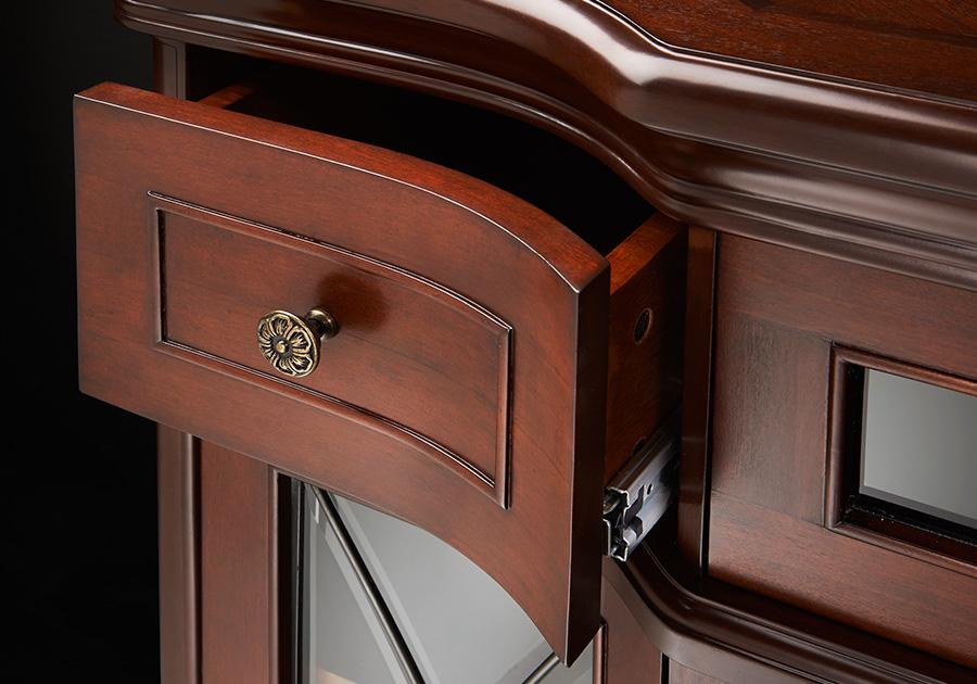 Portes et tiroirs à fermeture automatique
