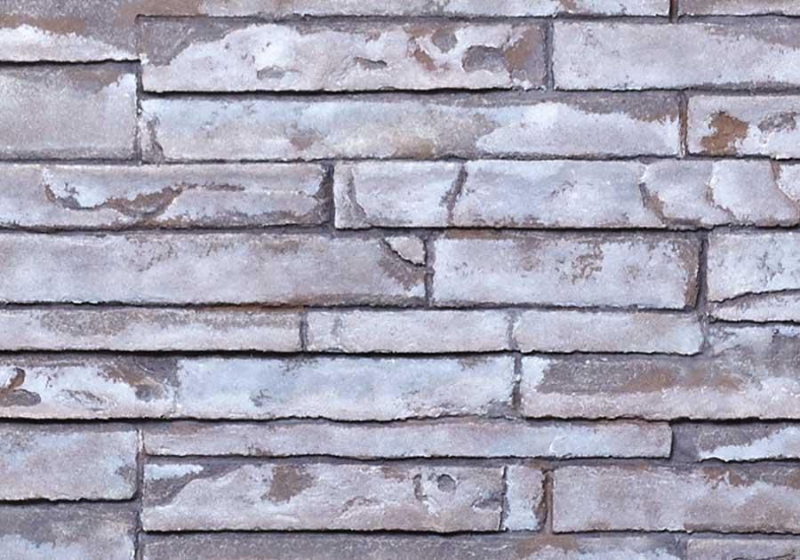Panneaux simili-briques LEDGESTONE multicolores