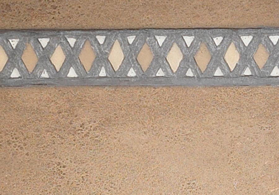 Panneaux de briques mayas en fini pierre de sable
